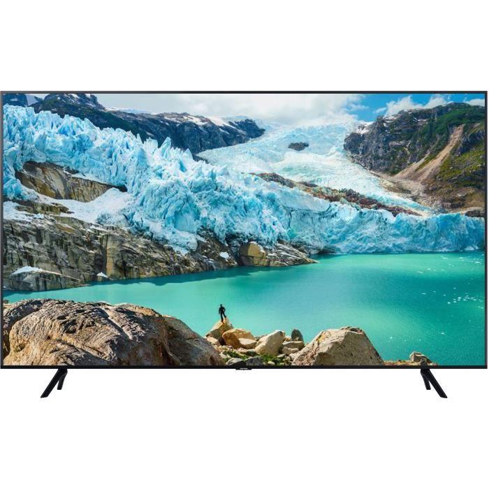 "Téléviseur LED Samsung 55RU7005 -TV LED 4K UHD - 55"" (138cm) - Do"
