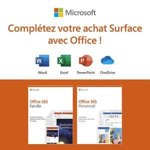 Un achat top PC Portable  Microsoft Surface Book 2 Core i7 RAM 16 Go SSD 512 Go pas cher