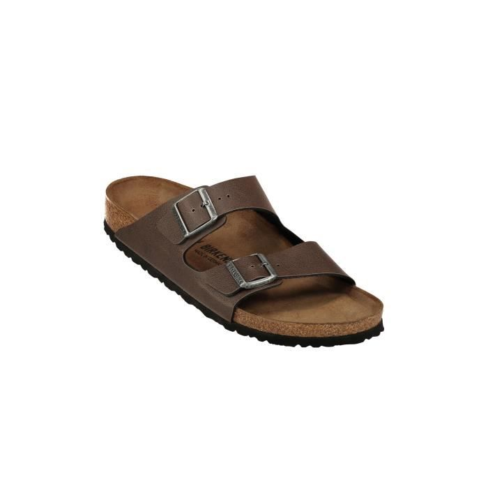 Mules Birkenstock Arizona Marron Homme
