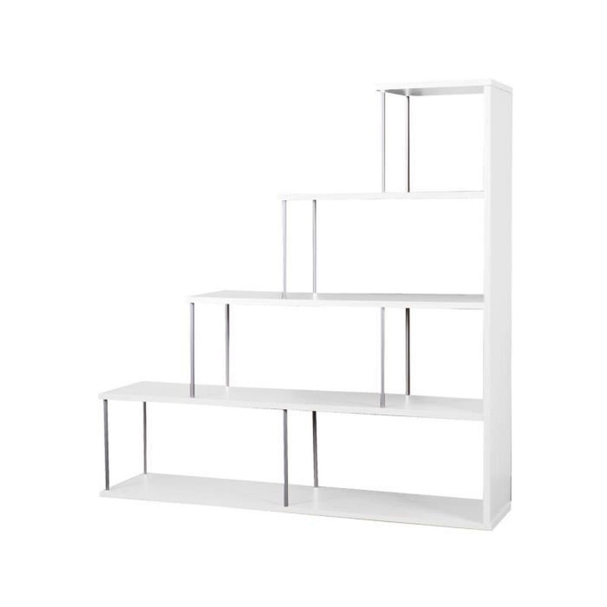 etagere blanche finest etagere with etagere blanche simple tagre blanche brillante grant with. Black Bedroom Furniture Sets. Home Design Ideas