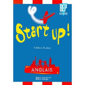 Anglais Seconde Professionelle Bep Start Up Achat