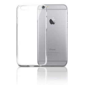 TNB Coque pour iPhone 5 / 5S / 5SE - Transparent