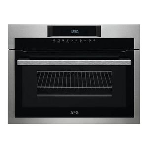 MICRO-ONDES AEG Four micro-ondes encastrable 46 L inox