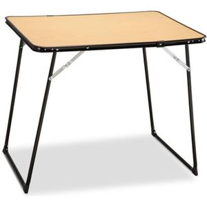 TABLE DE CAMPING EREDU Table Pliante camping 807/Ds - 80 x 60 cm -