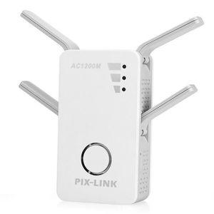 POINT D'ACCÈS PIX-LINK WiFi Répéteur amplificateur de Signal 4 A