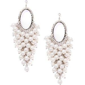 Boucles d/'oreille Pendantes Cristal Strass Bijoux Cadeaux oreille Dangle Ear Stud Boucles d/'oreilles