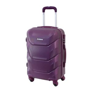 "VALISE - BAGAGE Valise Taille Cabine 55 cm - Alistair ""Iron"" - Abs"