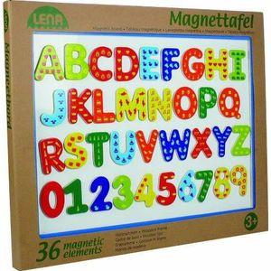 TABLEAU ENFANT Lena 65822 Tableau magnétique avec cadre en bois