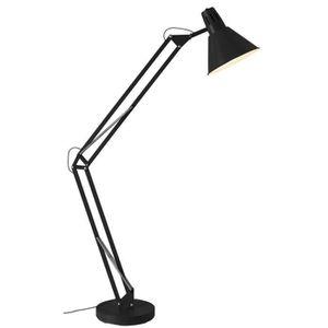 LAMPADAIRE WINSTON Lampadaire articulable à 1 lumière haut: 1