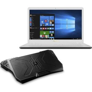 ORDINATEUR PORTABLE Pack PC Portable ASUS F705UA-BX805T 17'' HD + Supp
