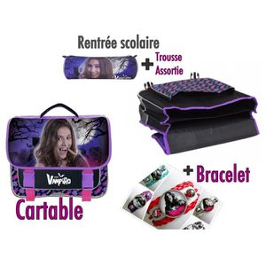 trousse scolaire chica vampiro achat vente trousse scolaire chica vampiro pas cher cdiscount. Black Bedroom Furniture Sets. Home Design Ideas
