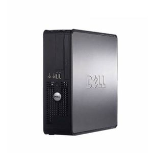 UNITÉ CENTRALE  PC DELL Optiplex 780 SFF Core 2 Duo E7500 2.93Ghz