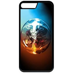 coque iphone 8 plus silicone naruto