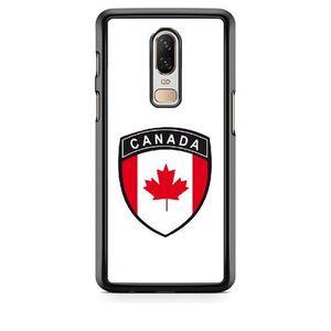 COQUE - BUMPER Coque pour smartphone - Plastique - Noir OnePlus 6