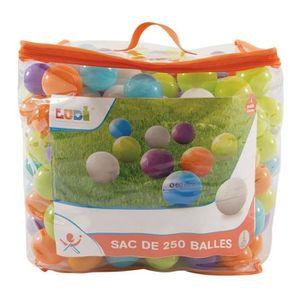 BALLES PISCINE À BALLES LUDI Sac de Balles x250