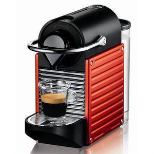 MACHINE À CAFÉ KRUPS XN3006 PIXIE Rouge