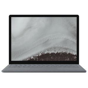 Achat PC Portable NOUVEAU Microsoft Surface Laptop 2 i5 8Go RAM, 128Go SSD - Platine pas cher