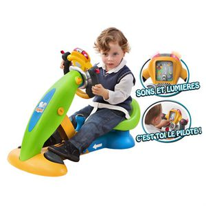 MOTO - SCOOTER Motortown Baby Racing Simulateur De Conduite
