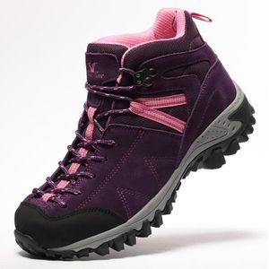 Femme haute top Imperméable Outdoor Footwear Chaussures de