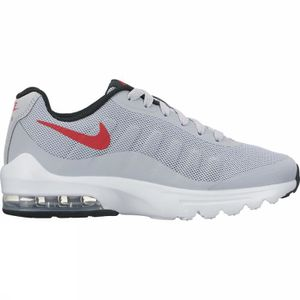 air max invigor gris et rouge