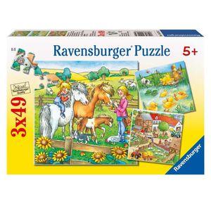 PUZZLE Ravensburger - 09293 - Puzzle Enfant Classique - A