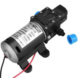 POMPE À EAU CAMPING MIni 100W 12V 1600PSI Pompe à eau à haute pression