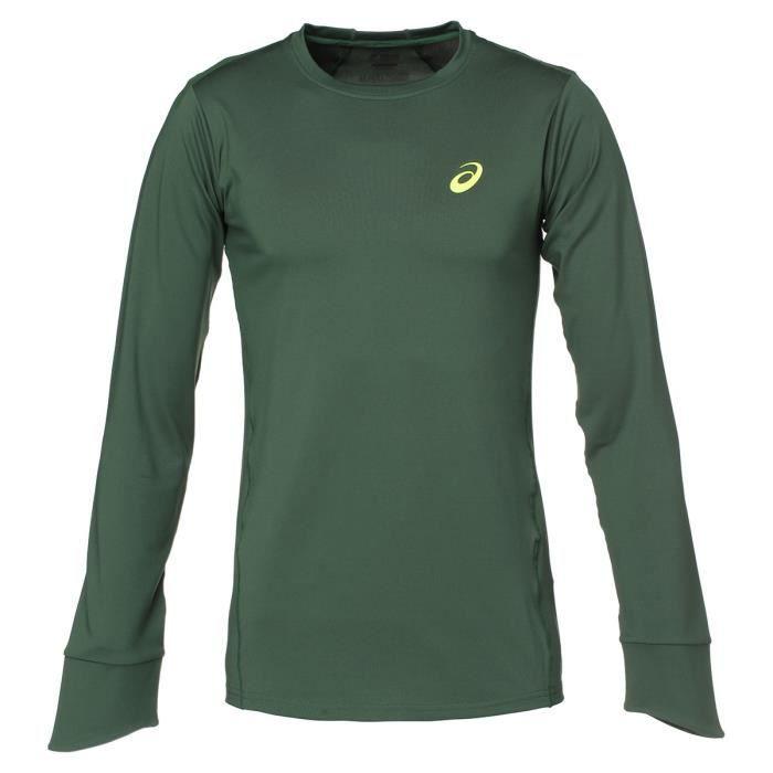 ASICS T-shirt Performance Homme - Vert
