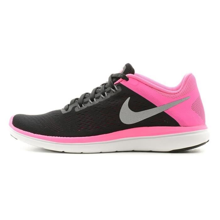 nike chaussures baskets running flex 2016 rn femme rg prix pas cher cdiscount. Black Bedroom Furniture Sets. Home Design Ideas