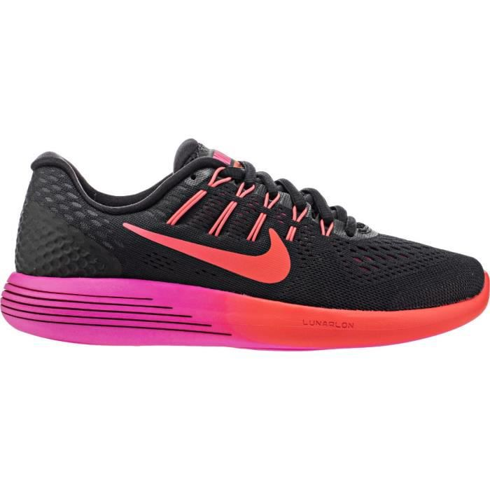 nike chaussures baskets running lunarglide 8 femme rg prix pas cher cdiscount. Black Bedroom Furniture Sets. Home Design Ideas