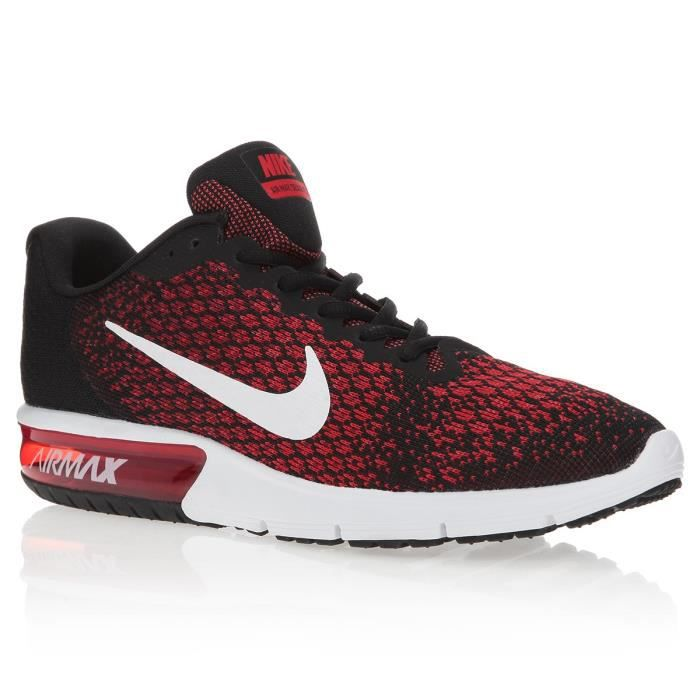 good quality super cheap look out for NIKE Chaussures de Running Air Max Sequent 2 Homme PE17 - Prix pas ...
