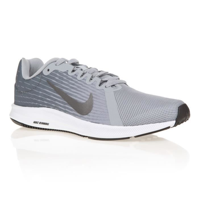 Downshifter Nike 8 Ok80pwn Femme Chaussures Gris Achat fyb7gY6