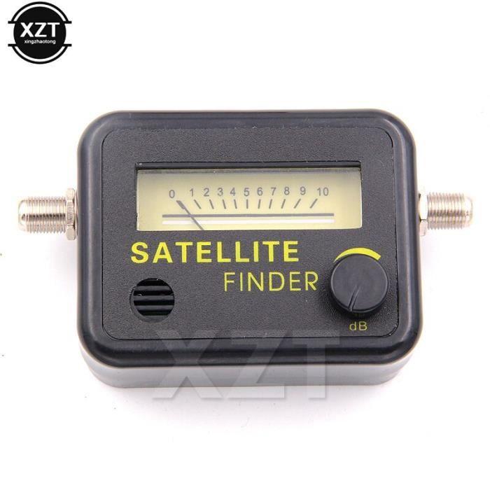 Sondeur de Satellite Original, recherche d'alignement, récepteur de compteur de Signal pour plat Satellite TV LNB diec, [C276A6B]