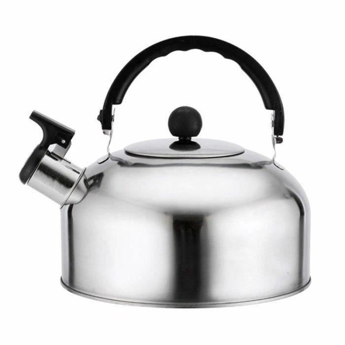 3L Bouilloire à Induction en Acier Inoxydable Pour Cuisiner