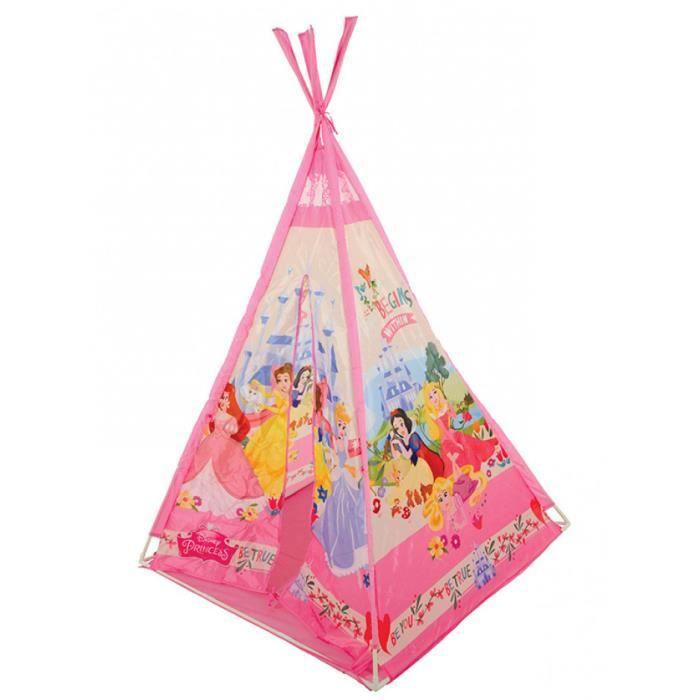 Tente de jeu Disney Princess Tipi
