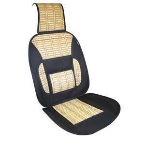 Couvre siège Bamboo noir Ergoseat 910500