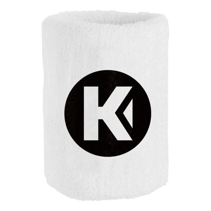 KEMPA Core lot de 6 paires de poignets éponge 9 cm