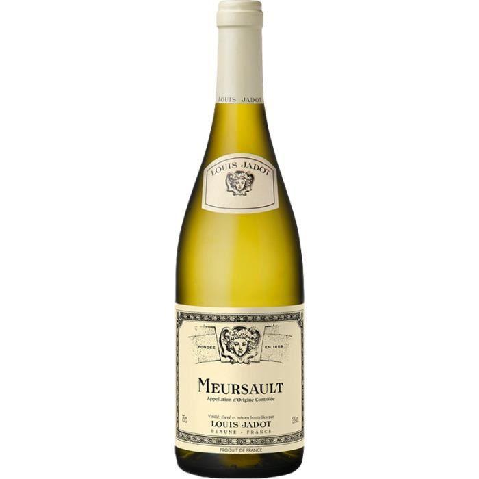 Louis Jadot - Meursault - Blanc - 2018 - 75 cl