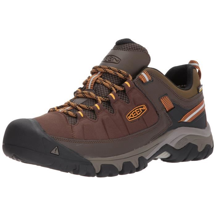 Targhee Exp Wp Low Rise Randonnée Chaussures hommes G6GY1 Taille-46