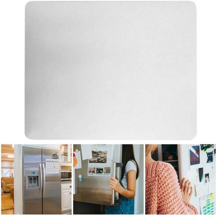 Tableau Blanc Magnétique 21x15cm Pour Frigo