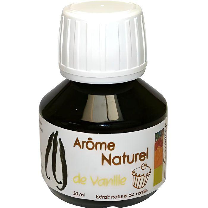 SCRAPCOOKING - Arôme naturel à la vanille 50 ml