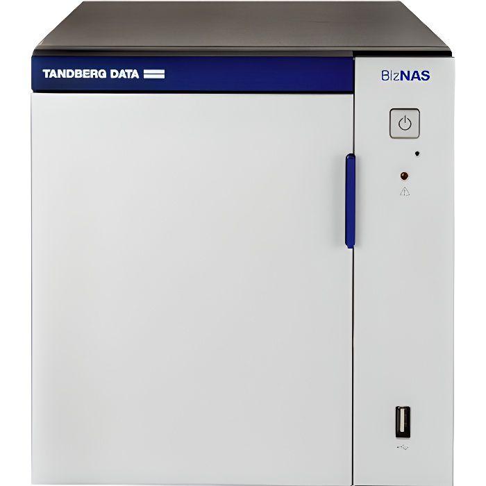 Tandberg Data BizNAS D400 - NAS - 0 Go - Serial A…