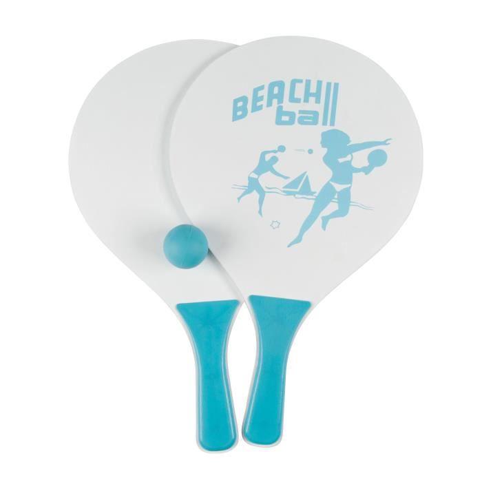 Raquettes de Tennis de plage Beach Ball avec Balle
