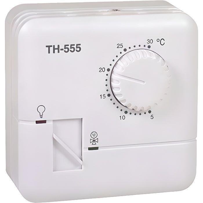 Thermostat électronique 3 fils - TH555
