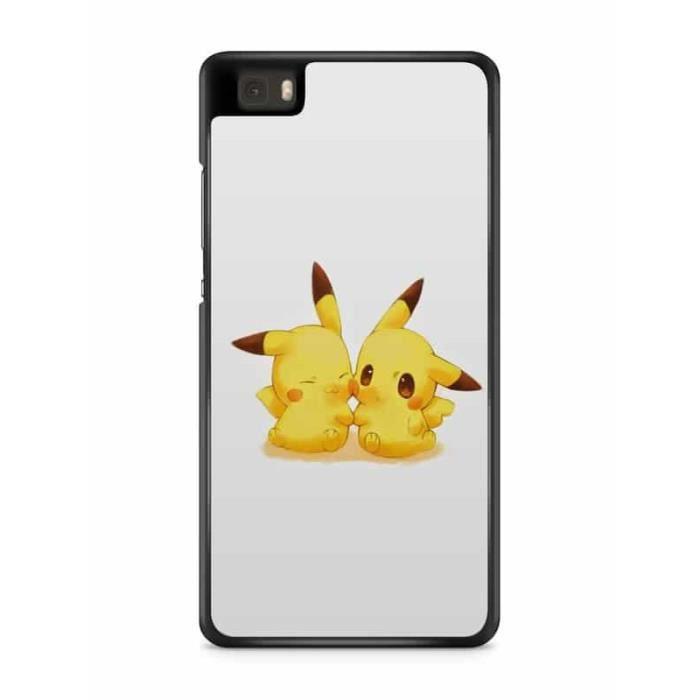 COQUE - BUMPER Coque Huawei P8 LITE   Pokemon go team pokedex Pik