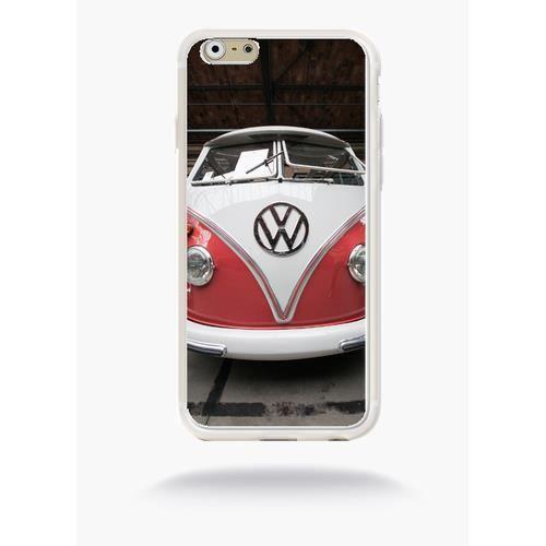 coque van wolswagen compatible apple iphone 6s sil