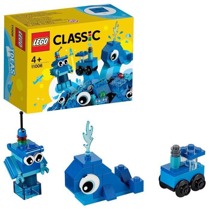 Classique LEGO Creative Blocs De Construction Briques Jouet Set Kit garçons filles enfants 10692
