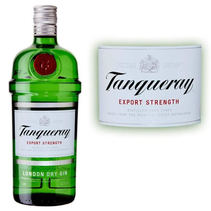GIN Gin Tanqueray (70cl) 43.1°