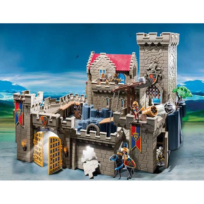 liste de cadeaux de aya l playmobil vintage fort. Black Bedroom Furniture Sets. Home Design Ideas