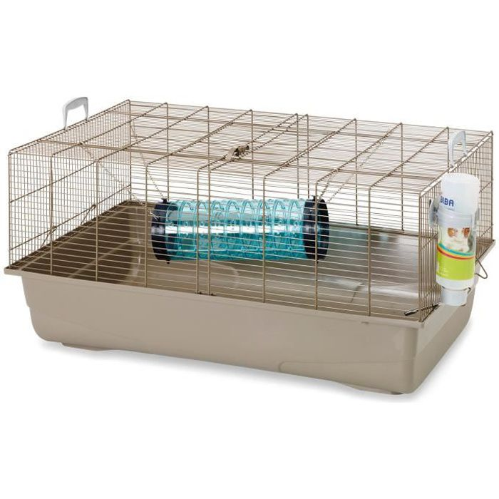 savic cage rat ruffy 80 x 50 x 38cm m achat vente cage cage rat ruffy cdiscount. Black Bedroom Furniture Sets. Home Design Ideas