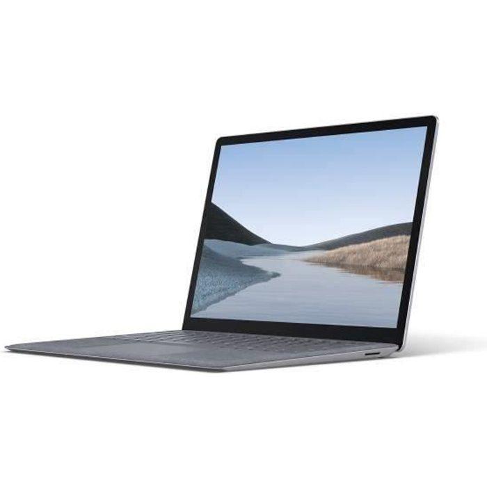 """ORDINATEUR PORTABLE NOUVEAU Microsoft Surface - Laptop 3 - 13.5"""" - Cor"""